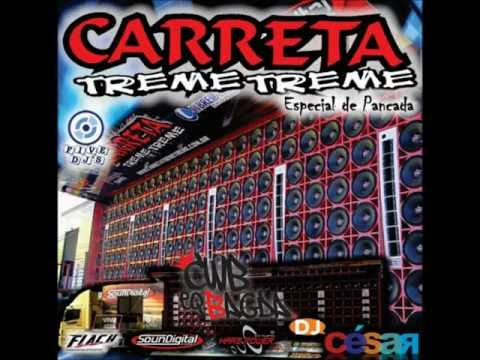 CD Carreta Treme Treme - Dj César