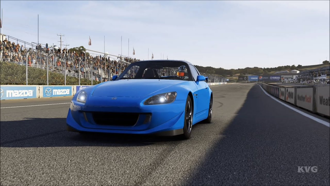 Perfect Forza Motorsport 6   Honda S2000 CR 2009   Test Drive Gameplay (XboxONE HD)  [1080p60FPS]