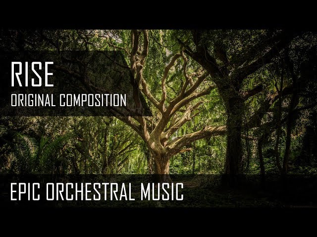 Rise - Epic Orchestral Music - Original Composition