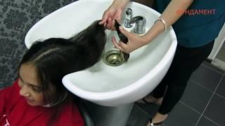 видео Осветление кончиков волос