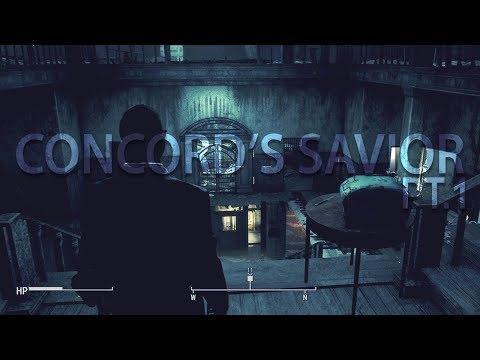 Concord's Savior Pt. 1