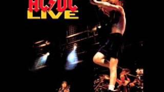 AC/DC -  Jailbreak (live 92')