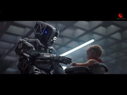 ????«Дитя робота» Русский трейлер (2019).Смотреть фильмы 2019 года. Лучшие трейлеры 2019