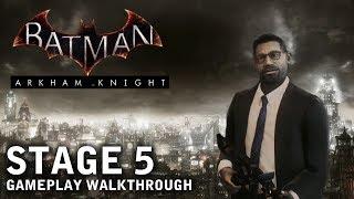 Batman - Arkham Knight - Stage 5: Militia Grounds (PS4)