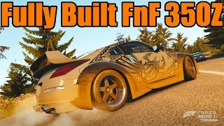 Forza Horizon 2 | NEW Fast and Furious Car Pack! Nissan 350Z FULLY BUILT