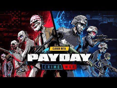 Payday: Crime War Gameplay #1 HD