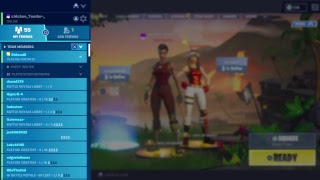 1K Vbucks cadeau à 500 Subs! Pro OCE Fortnite Player// Fast Builder// Chill Stream