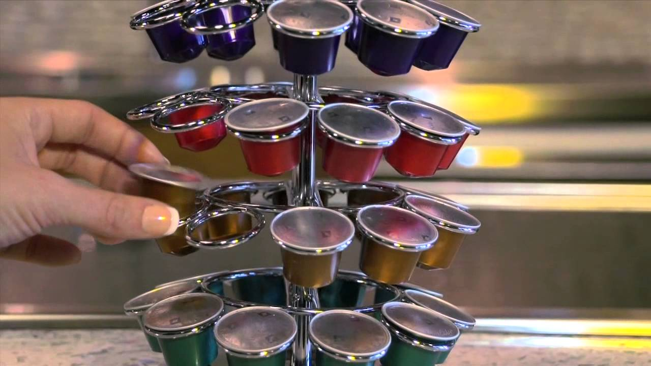 Nifty Carousel for Nespresso - YouTube