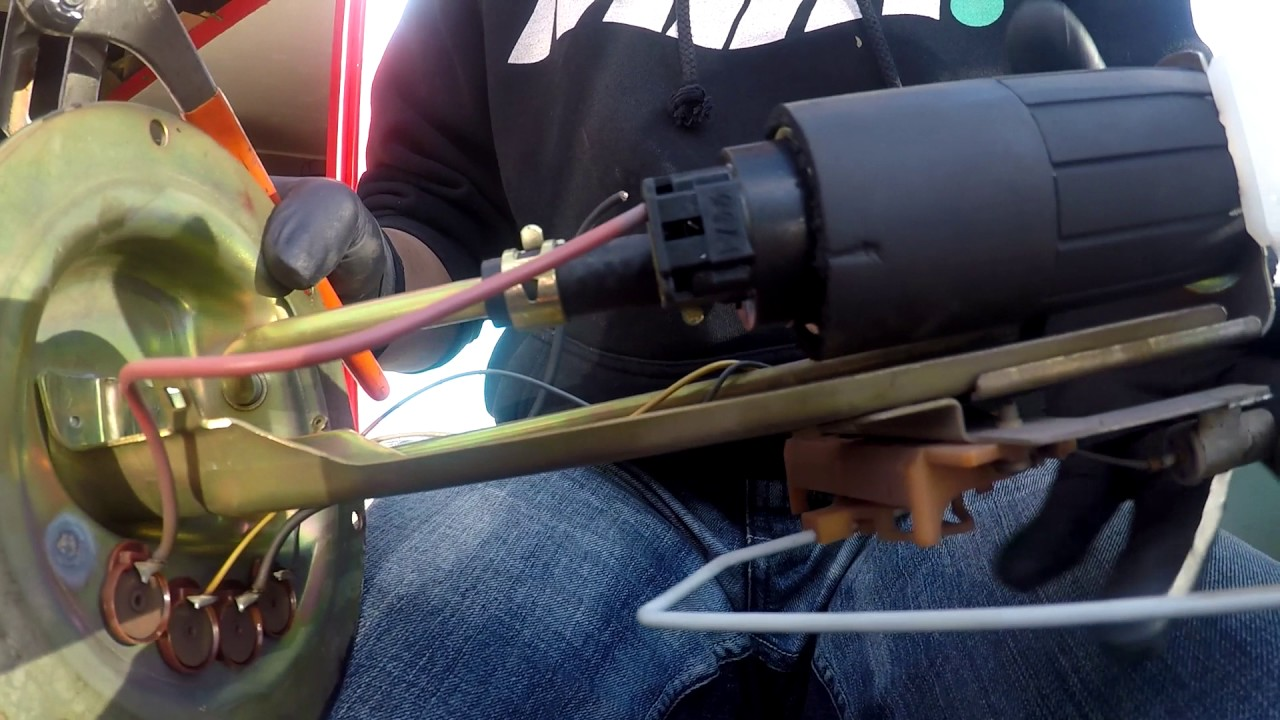 Walbro 255 Fuel Pump Install