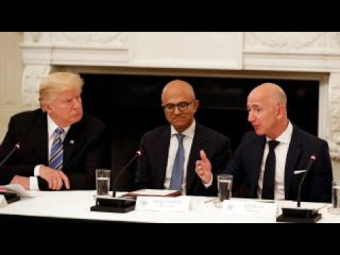 Trump's tech roundtable: The importance of meeting with Silicon Valley CEOs