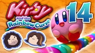 Kirby and the Rainbow Curse: Riding It Out - PART 14 - Game Grumps