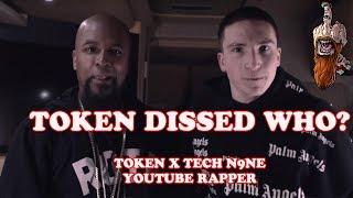 Token - Youtube Rapper ft. Tech N9ne REACTION #BeardReacts