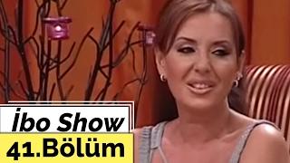 İbo Show - 41. Bölüm (Hasan Yılmaz - Perihan Savaş - Cansever) (2006)