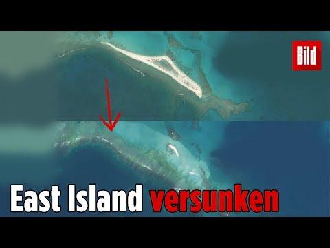 Nach Hurrikan: Hawaii-Insel komplett verschwunden