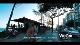 Lagoa de Imboassica e Paia do Pecado - Macaé RJ.