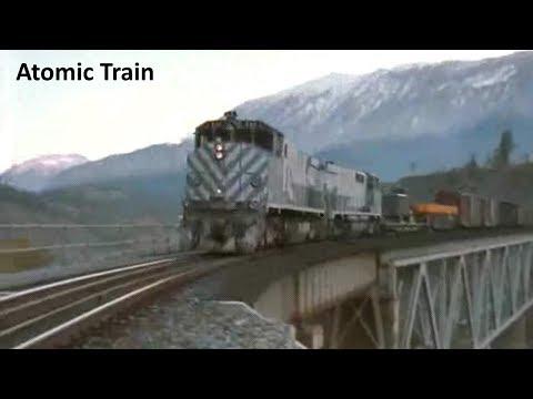 Atomic train 1999 - Téléfilm réalisé par David S  Jackson et Dick Lowry