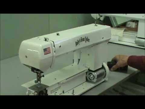 Baileys Home Quilter - YouTube : baileys quilting machine - Adamdwight.com