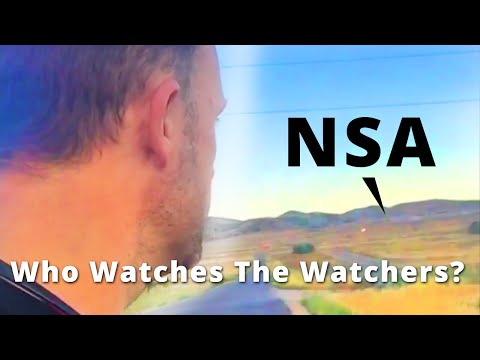 Who Watches The Watchers? NSA Data Center Live Broadcast (Bluffdale, UT)