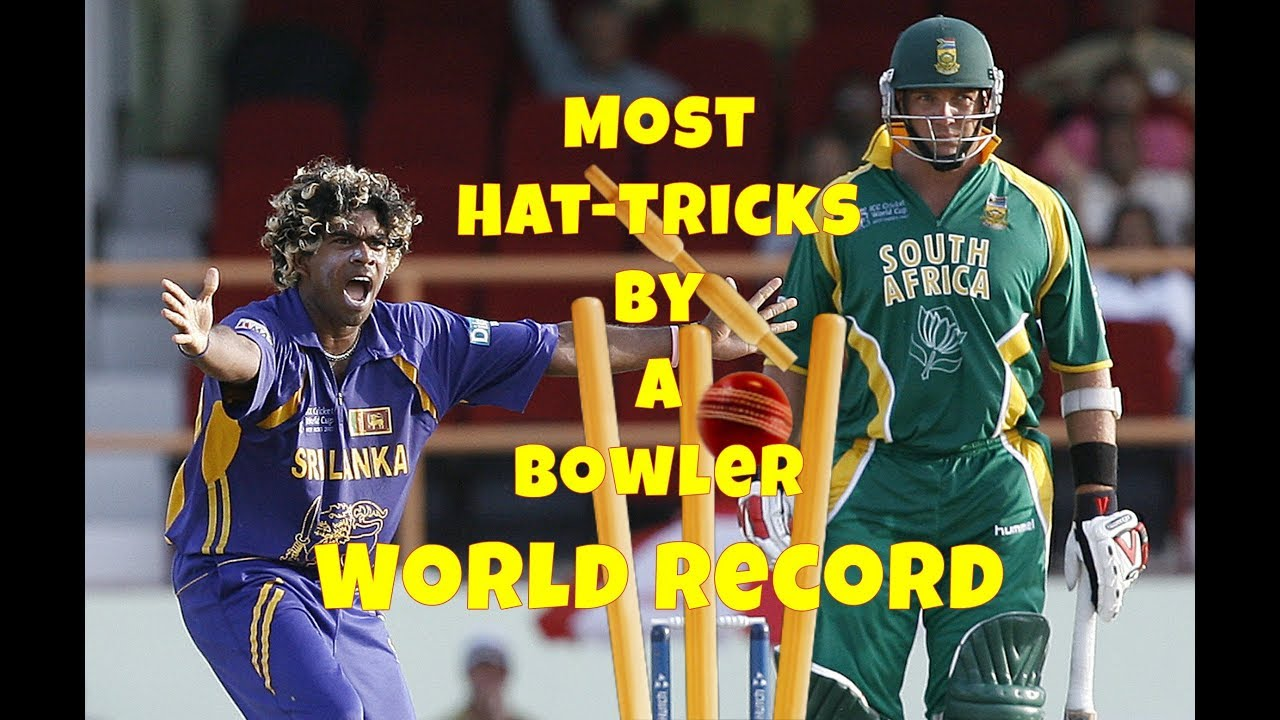most hat tricks in odi - World Record - YouTube da3645dc968