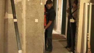 Установка стальной двери СТАЛ учебный фильм(Металлические входные двери СТАЛ - учебный фильм по установке стальной двери. Как правильно установить..., 2009-07-24T18:21:32.000Z)