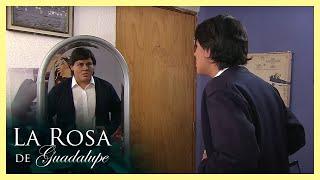 La Rosa de Guadalupe: Iván se vuelve anorexico para conquistar a Flor   El gordo del espejo…