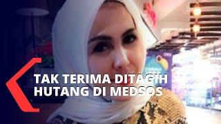 Viral Ditagih Utang di Medsos, Ibu Kombes: Gara-gara Masalah Ini, Citra Saya Jadi Turun