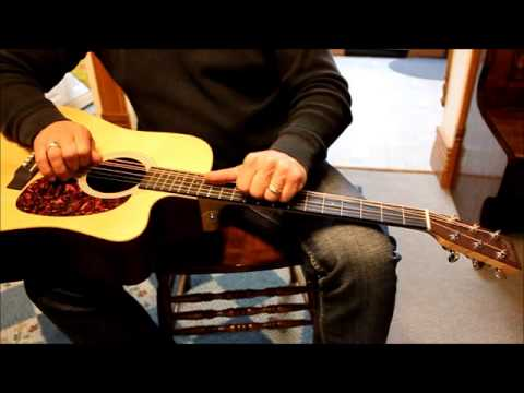 easy way to stretch guitar strings youtube. Black Bedroom Furniture Sets. Home Design Ideas