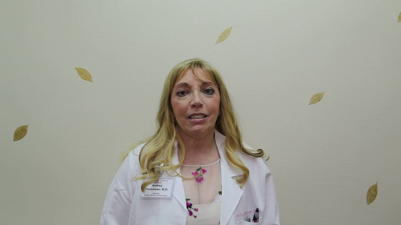 AUDREY WEISSMAN   Rego Park Medical Associates
