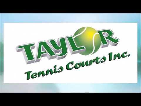 Taylor Tennis City Logos