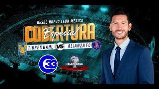 #Canal33DesdeMéxico   Diego López en vivo desde Monterrey México en la previa de Alianza VS Tigres