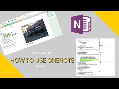College Note Taking | OneNote Tutorial