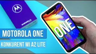 Motorola One - RECENZJA konkurenta Xiaomi Mi A2 Lite  / Mobileo [PL]
