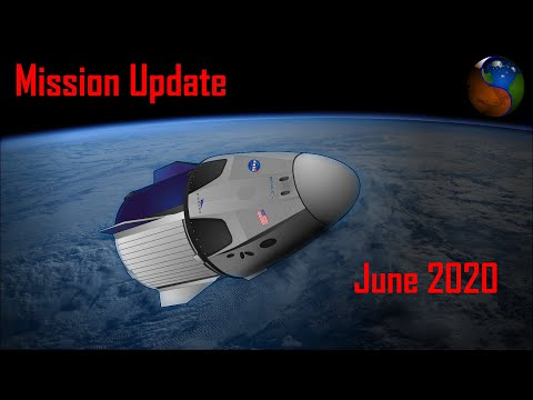 Mars Mission Update: June 2020