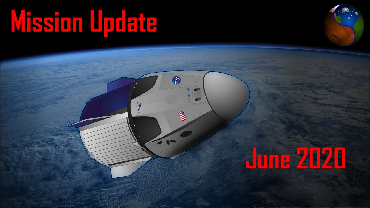 Mars Mission Update: June 2020