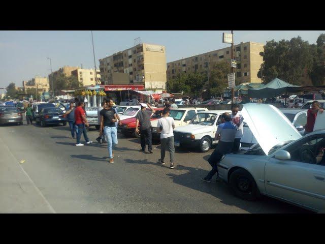 اسعار السيارات المستعملة فى مصر 2019 وزحمة بدون اى سبب فى الشهر  العقارى ⁉