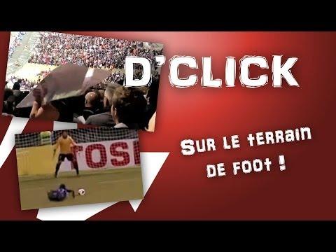 D'Click - Sur Le Terrain De Foot !
