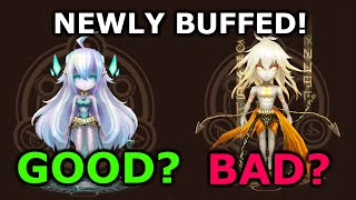 Homunculus BUFFED! Best use for LIGHT & WIND - Summoners War