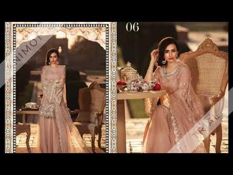 1dde0f697b Latest Pakistani MARIA B LUXURY CHIFFON COLLECTION by AKBAR ASLAM 1080p -  YouTube