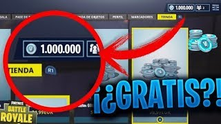 *HOW TO GET 2000 FREE PAVOS* IN FORTNITE (SWEEP NOTICE)