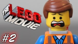 Repeat youtube video LEGO Movie Videogame - Part 2 - COLORS! (HD Gameplay Walkthrough)
