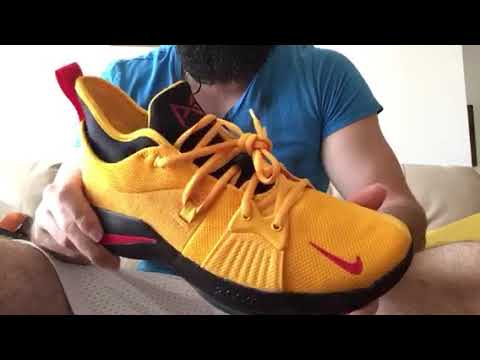 new style 0c0c5 bc2ac 3 Pairs of Custom Nike IDs - PG 2 and Kyrie 4