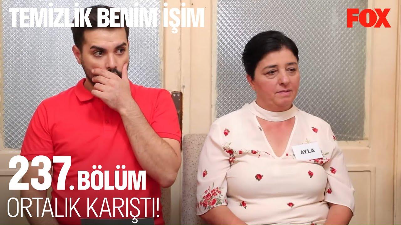 Naile Hanım, Ayla Hanım'a 0 Puan Verdi - Temizlik Benim İşim 237. Bölüm