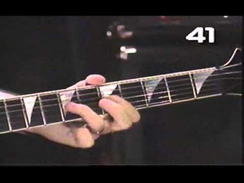 how to play one by u2 on electric guitar