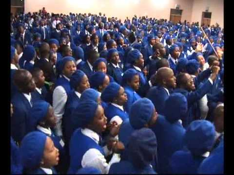 Cape Of Good Hope District Wesley Guild hymn 296