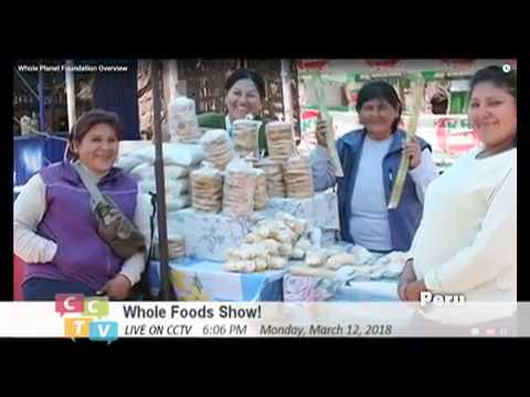 Fresh Ideas from Whole Foods Market -- Whole Planet Foundation Edition -featuring Jaimee Rondeau
