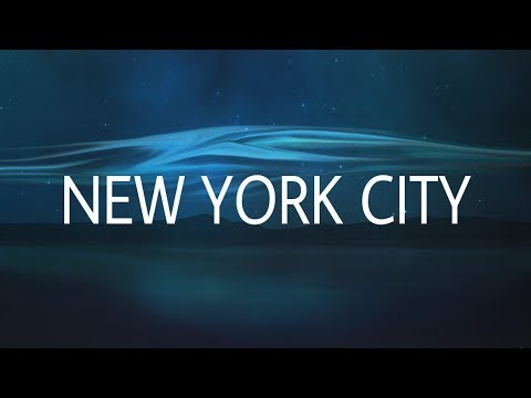 Owl City - New York City (Lyrics)