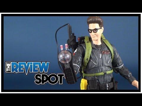 Toy Spot | Diamond Select Ghostbusters II Select Series 7 We're Back Egon Spengler Figure