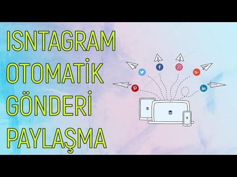 Instagram Facebook Twitter Otomatik Gönderi Paylaşımı - Nasıl Yapılır | ExWeiv