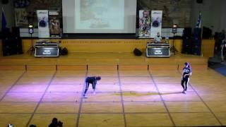 MIRA (GREECE) VS TSU (GREECE) B.O.T.Y. BALKANS 2016 BGIRL FINAL BATTLE