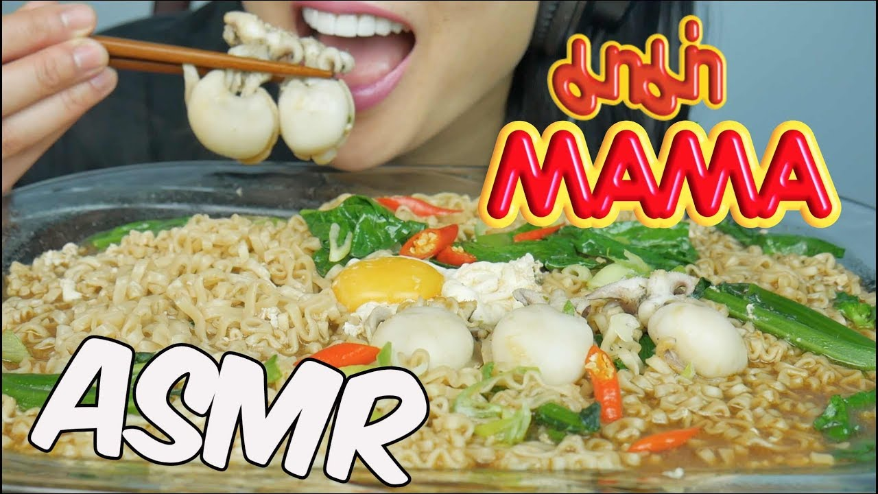 Asmr Mama À¸¡à¸²à¸¡ À¸² Spicy Thai Noodles Eating Sounds Sas Asmr Youtube I make it with 1 stick of butter and 10 slices of mozzarella cheese with oil (the added oil keeps the spicy from. asmr mama มาม า spicy thai noodles eating sounds sas asmr
